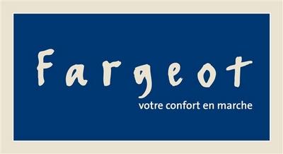 """Charentaises Fargeot """"Votre confort en marche"""""""